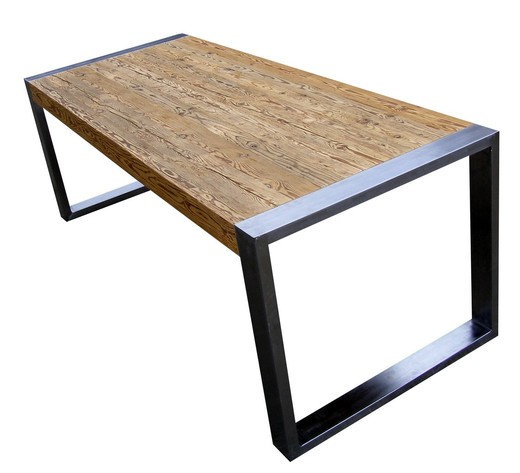 Jídelní stůl Armin, dřevěné jídelní stoly